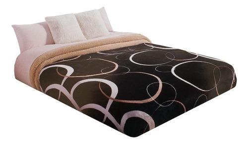 Imagen 1 de 2 de Cobertor Primavera Cobertor Matrimonial Bertha