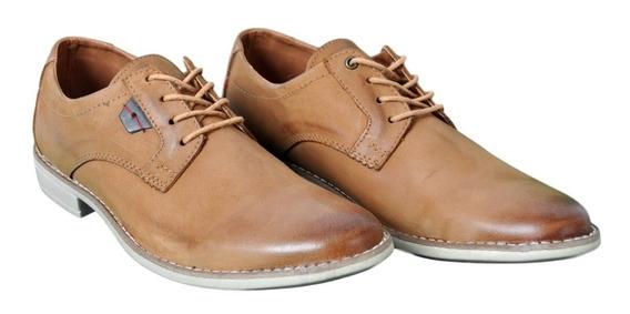 Zapato De Cuero Vestir Hombre Blood South 8928 Oferta Cuotas
