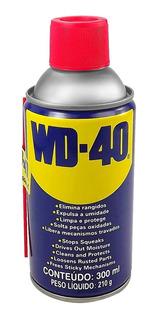 Óleo Lubrificante Desengripante Wd40 300ml