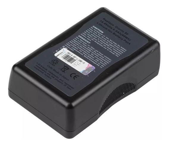 Bateria Para Broadcast Bb14-bp-l100-s V-mount Bestbattery