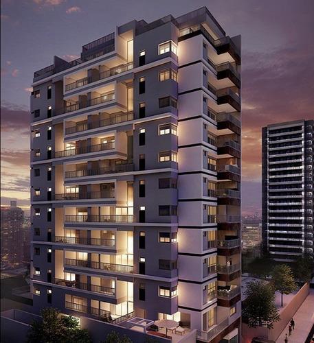 Apartamento Residencial Para Venda, Moema, São Paulo - Ap8019. - Ap8019-inc