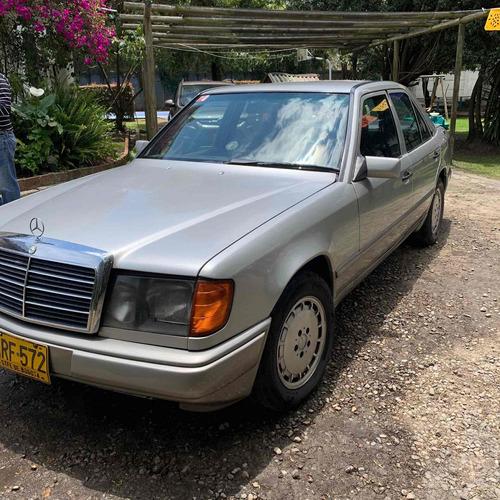 Mercedes-benz 230 1985 2.3 W124