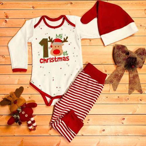 Ajuar Navidad-ropa Bebe