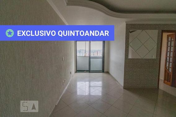 Apartamento No 15º Andar Com 3 Dormitórios E 2 Garagens - Id: 892950634 - 250634