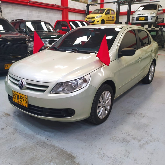 Volkswagen Gol 2011 Verde