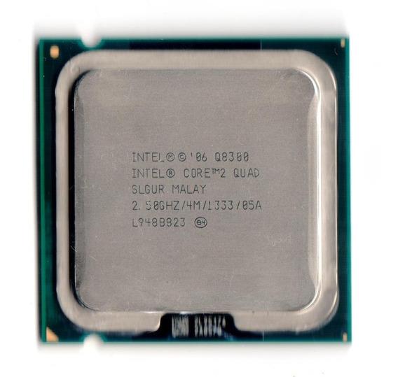 Core 2 Quad E6300
