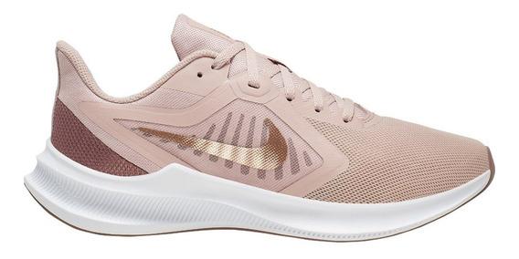 Tênis Nike Downshifter 10 Feminino Running, Academia