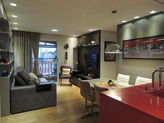 Apartamento De Condomínio Em São Paulo - Sp - Ap3696_sales