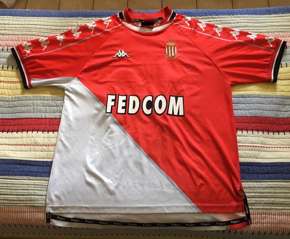 Camiseta As Mónaco 1999/2000