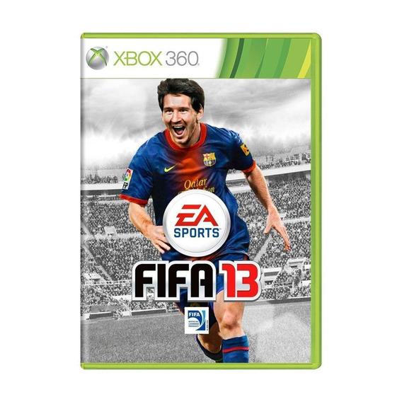 Fifa 13 Xbox 360 Mídia Física Pronta Entrega