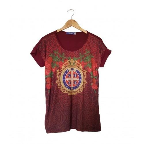 Camiseta/ Bata São Bento Marsala