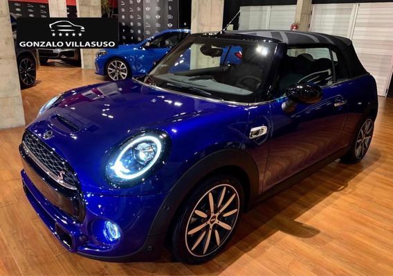 Mini Cooper S Cabriolet New 2020