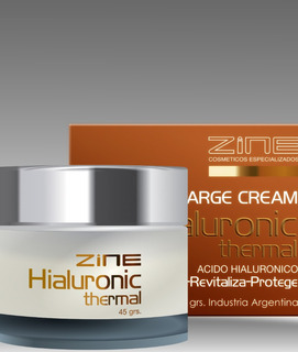 Hialuronic Thermal Hidratante Anti Age Zine 45g