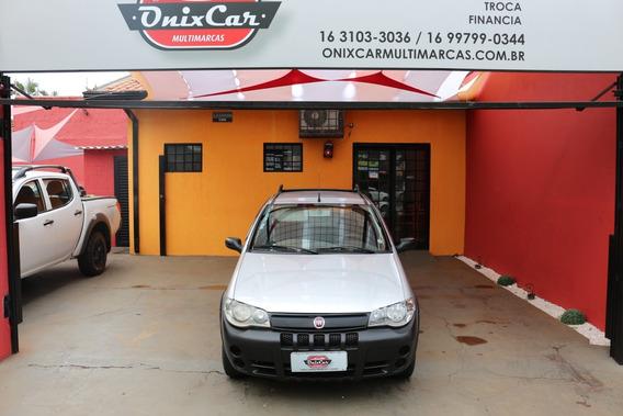Fiat Strada Fire 2011 1.4 Flex (s/ Ent. + 48x R$ 703,00)
