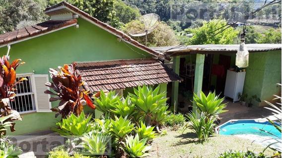 Sítio Para Venda Em Teresópolis, Jardim Salaco, 2 Dormitórios, 1 Banheiro, 1 Vaga - 2002