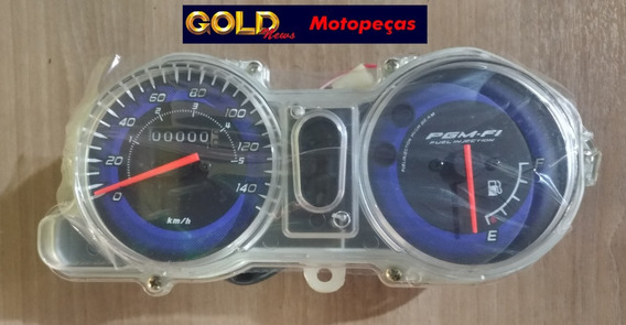 Painel Pra Moto Titan 150 Ks Mix 2011 A 2013 Sem Odômetro