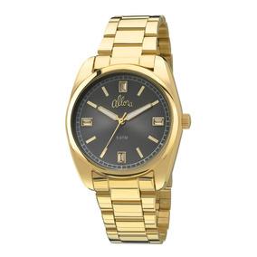 Relógio Allora - Novo - ** Frete Grátis *mod. Al2035fao/k4c