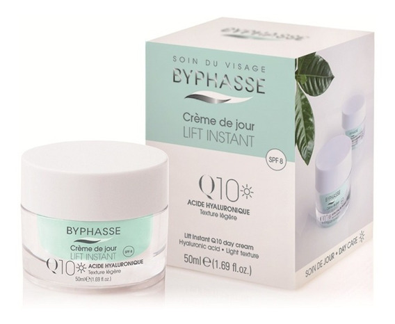 Crema Lift Instant Byphasse Q10 Dia 50ml Cuidado Facial