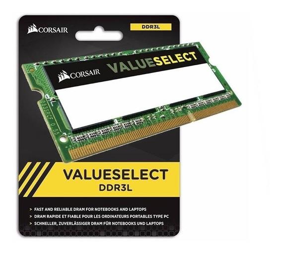 Memoria Ram Ddr3 4gb Corsair 1600mhz Lv 1.35v Notebook Mac