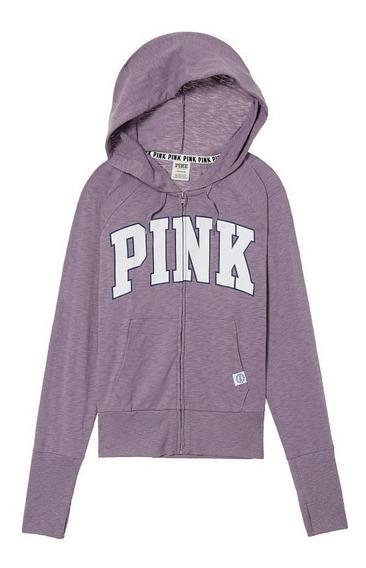 Campera -buzo Victoria´s Secret Pink - Nueva Temporada -