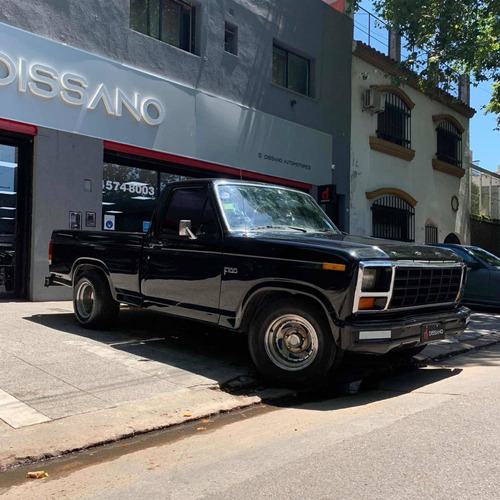 Ford F-100 1982 4x2 C/gnc Dissano Automotores
