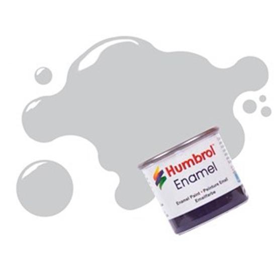 Tinta Esmalte Sintético 14ml Matt Ligh Grey 147 Aa1599 Humbr