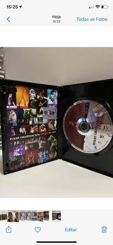 Dvd  Rbd Tour Generacion En Vivo  Original