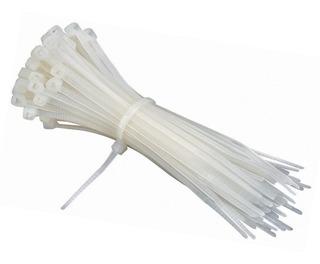 Tirraje Tirrap Plástico Cinta T-rak 3,6*200mm 100 Und Tolsen