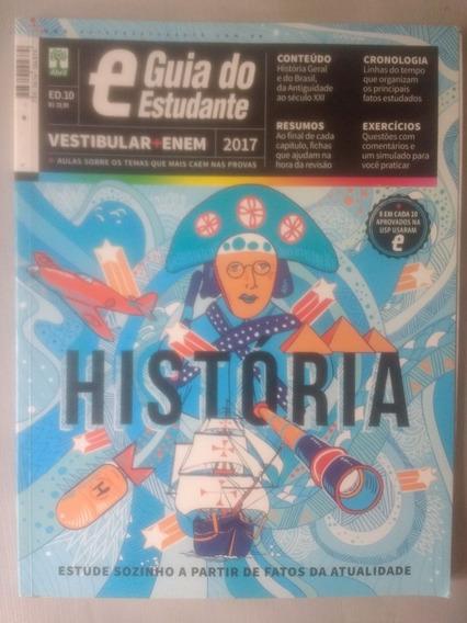 Guia Do Estudante - História 2017