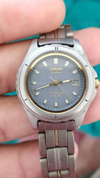 Reloj Citizen Dama Eco-drive Titanium