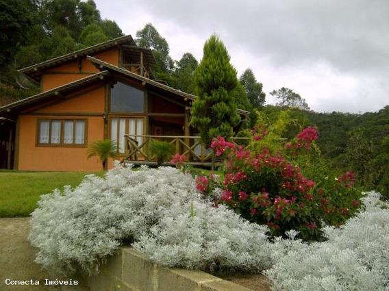 Sítio Para Venda Em Domingos Martins, Domingos Martins, 5 Dormitórios, 4 Suítes, 6 Banheiros, 10 Vagas - 80171