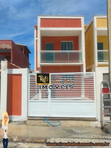 Imagem 1 de 12 de Casa Em Unamar Cabo Frio Casa Super Linda Em Unamar Cabo Frio Região Dos Lagos - Vcap 206 - 69272930