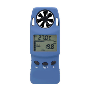 Anemometro Termometro Altimetro Digital De Mano Sin Caja Oem