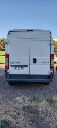 Peugeot Boxer Iva Incluido (esta En Rm Estacionada)