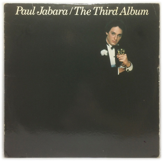 Vinilo Paul Jabara The Third Album Maxi Usa 1979 Con Insert