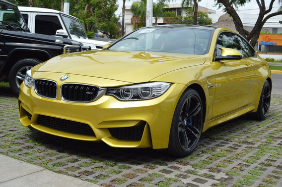 Bmw M4 2016 Coupe Austin Yellow