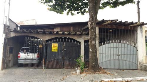 Imagem 1 de 1 de Casa Antiga, Ótima Para Construir Sobrados!!! - Ca1694