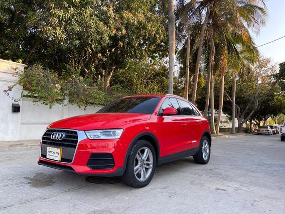Audi Q3 2017 Automático- Gasolina