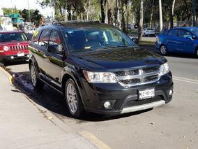 Journey 2012 3.5 R/t 7 Pasj Piel Aa Dvd R-19 At Acepto Auto