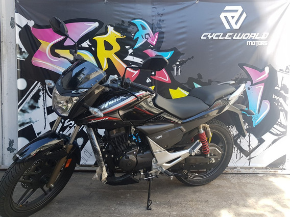 Hero Hunk Sports 150 15hp 0km 2019 12 Y 18 Cuotas Al 30/7