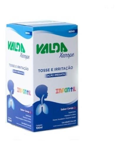 Valda Cereja Xarope Infantil 100ml