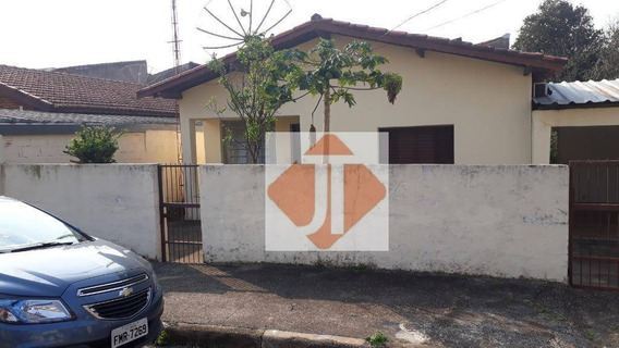 Casa À Venda, 90 M² Por R$ 450.000 - Centro - Vinhedo/sp - Ca0801