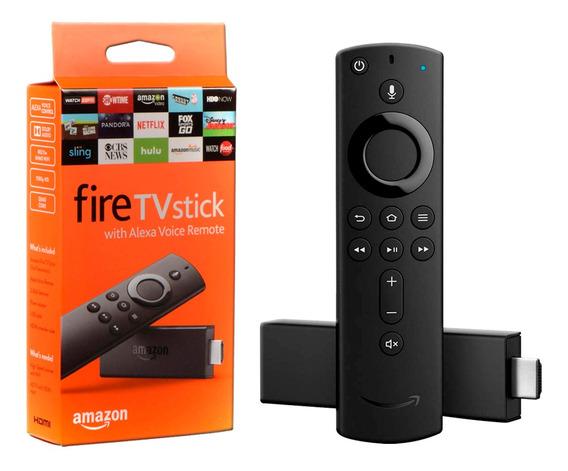 Amazon Fire Tv Stick Alexa 4k Netflix Smart Tv Bagc