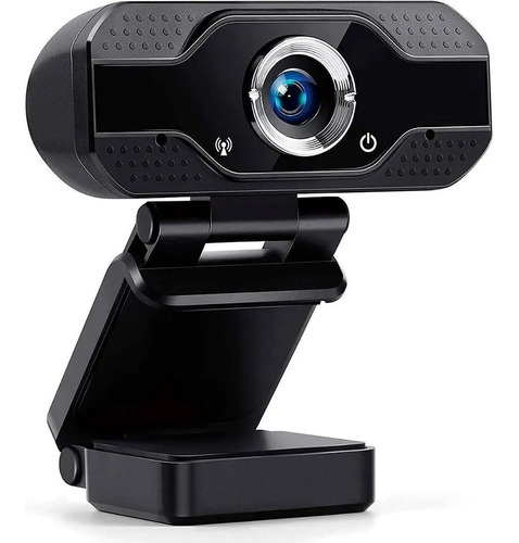 Camara Web Webcam Pc Full Hd 1080p 2mpx Con Micrófono Usb