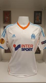 Camisa Futebol Olympique Europa League De Jogo