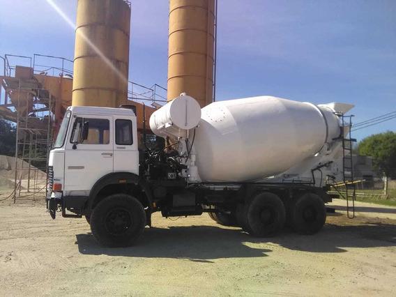 Camión Mixer Hormigonero