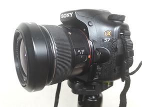 Câmera Sony Alfa Slt A57