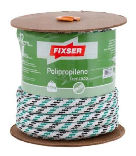Polipropileno Trenzado 10 Mm X 30 M Fixser