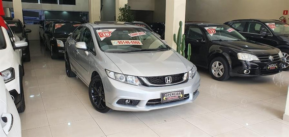 Civic Exr 2.0 Automatico Flex 2016