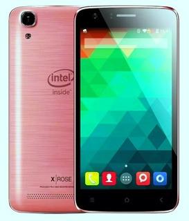 Smartphone Qbex Intel W511 Tela 5.0